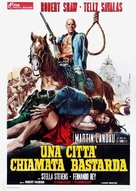 A Town Called Bastard - Italian Movie Poster (xs thumbnail)