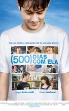 (500) Days of Summer - Brazilian Movie Poster (xs thumbnail)