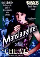 Manslaughter - DVD cover (xs thumbnail)