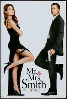 Mr. & Mrs. Smith - Advance movie poster (xs thumbnail)