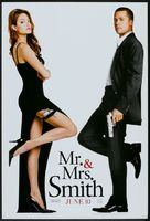 Mr. & Mrs. Smith - Advance poster (xs thumbnail)