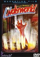 Underworld - German Movie Cover (xs thumbnail)