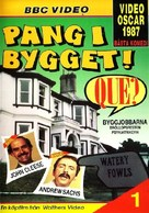 """Fawlty Towers"" - Swedish DVD movie cover (xs thumbnail)"