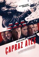 Haywire - Turkish Movie Poster (xs thumbnail)