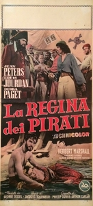 Anne of the Indies - Italian Movie Poster (xs thumbnail)