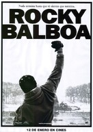 Rocky Balboa - Spanish Movie Poster (xs thumbnail)