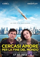 Seeking a Friend for the End of the World - Italian Movie Poster (xs thumbnail)