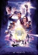 Ready Player One - Finnish Movie Poster (xs thumbnail)