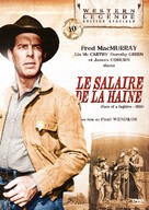 Face of a Fugitive - French DVD cover (xs thumbnail)