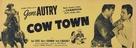Cow Town - poster (xs thumbnail)