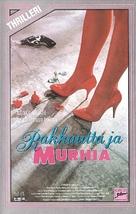 Love & Murder - Finnish Movie Cover (xs thumbnail)