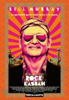 Rock the Kasbah - Spanish Movie Poster (xs thumbnail)