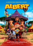 Albert - Spanish Movie Poster (xs thumbnail)