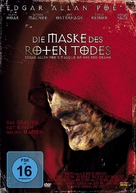 Masque of the Red Death - German Movie Cover (xs thumbnail)