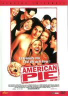 American Pie - French Movie Cover (xs thumbnail)