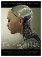 Ex Machina - Movie Poster (xs thumbnail)