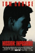 Mission: Impossible - Movie Poster (xs thumbnail)
