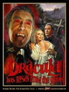 Dracula Has Risen from the Grave - Movie Cover (xs thumbnail)