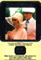 The Great Gatsby - French Movie Poster (xs thumbnail)