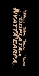Wyatt Earp's Revenge - Czech Logo (xs thumbnail)