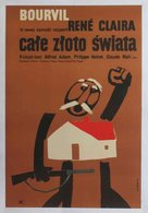 Tout l'or du monde - Polish Movie Poster (xs thumbnail)