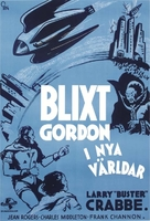 Flash Gordon's Trip to Mars - Swedish Movie Poster (xs thumbnail)