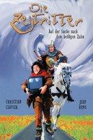 Les couloirs du temps: Les visiteurs 2 - German DVD cover (xs thumbnail)