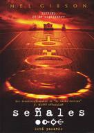 Signs - Spanish Movie Poster (xs thumbnail)