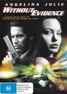 Without Evidence - Australian Movie Cover (xs thumbnail)