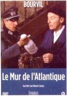 Le mur de l'Atlantique - Belgian Movie Cover (xs thumbnail)