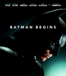 Batman Begins - Blu-Ray movie cover (xs thumbnail)