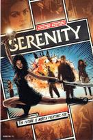 Serenity - DVD cover (xs thumbnail)