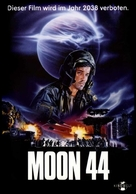 Moon 44 - German Movie Cover (xs thumbnail)