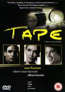 Tape - British DVD cover (xs thumbnail)