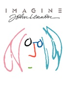 Imagine: John Lennon - DVD cover (xs thumbnail)