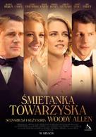 Café Society - Polish Movie Poster (xs thumbnail)