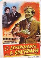 The Quatermass Xperiment - Spanish Movie Poster (xs thumbnail)