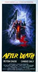After Death (Oltre la morte) - Italian Movie Poster (xs thumbnail)