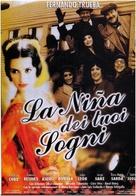 La niña de tus ojos - Italian Movie Poster (xs thumbnail)