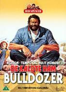 Lo Chiamavano Bulldozer - Danish DVD cover (xs thumbnail)
