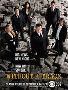 """""""Without a Trace"""" - Movie Poster (xs thumbnail)"""