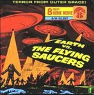 Earth vs. the Flying Saucers - Movie Cover (xs thumbnail)