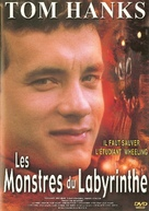 Mazes And Monsters - French DVD cover (xs thumbnail)