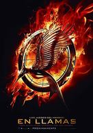 The Hunger Games: Catching Fire - Bolivian Movie Poster (xs thumbnail)