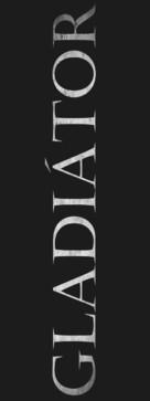Gladiator - Hungarian Logo (xs thumbnail)