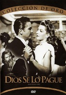 Dios se lo pague - Argentinian DVD cover (xs thumbnail)