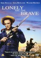 Lonely Are the Brave - British DVD cover (xs thumbnail)