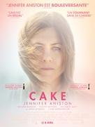 Cake - French Movie Poster (xs thumbnail)