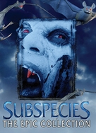 Subspecies 4: Bloodstorm - poster (xs thumbnail)