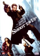 Shoot 'Em Up - Belgian Movie Cover (xs thumbnail)